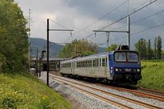 Z2 pour Modane (Maxime Espinoza) Tags: 2 train alpes z chambry z2 sncf rhone ter modane 9634