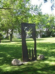 park art_5454R (Michael.C.G) Tags: art oakbay trees spring
