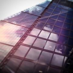 Londra: riflessi su grattacielo (falco di luna) Tags: london grattacielo londra cityoflondon grattacieli instagram instatravel instapost