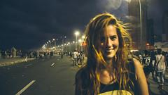 Ana (Atrabiliaria) Tags: portrait noche cuba malecn