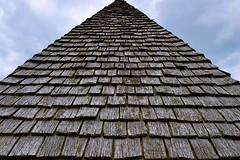 Skydiving Board (Matthew Stuttard) Tags: wood sky pyramid infinity