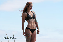 Preparing for BCs 2016 (KaseyEriksen) Tags: lana beach muscle competition bodybuilder fitness nationals bcs larouche lanalarouche lanabanana lanabananafitness