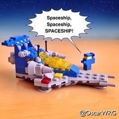 #LEGO #Benny #Microbuild #Micro #Spaceship #MicroSpaceship #SpaceshipSpaceshipSPACESHIP @lego_group @lego @bricksetofficial @bricknetwork @brickcentral (@OscarWRG) Tags: lego micro benny spaceship microbuild spaceshipspaceshipspaceship microspaceship