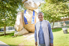 Muhammad Yunus Visit (87 of 92) (calit2) Tags: june demo san diego visit speaker commencement visualization muhammad ucsd yunus calit2 2016 ucsandiego muhammadyunus qualcomminstitute