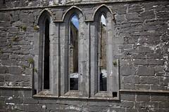 Corcomroe Abbey, Co. Clare. 2 (Michael Foley Photography) Tags: ireland abbey coclare corconroe