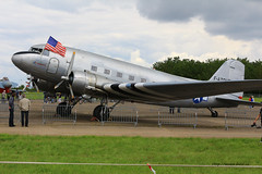 Douglas C-47 ~ F-AZOX (Aero.passion DBC-1) Tags: plane aircraft aviation meeting airshow douglas skytrain dc3 dakota ~ avion c47 2016 avord aeropassion dbc1 ba702 fazox