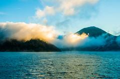DSC_2585 (vincent-gabriel berger) Tags: new montagne eau lac beaut paysage froid montain brume zeland
