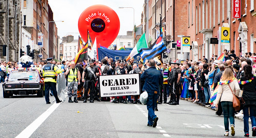 PRIDE PARADE AND FESTIVAL [DUBLIN 2016]-118064