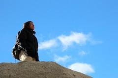 Explorer (MBSBrito) Tags: chile camping patagonia argentina trekking w backpack torresdelpaine peritomoreno glaciar mirador patagônia mochila torres trilha paine circuito