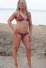 Jennifer, 43-21 (Space Coast Photo Part Two) Tags: sexy naked nude boobs butt bra babe bikini booty wife milf