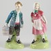 "409. Vintage Royal Doulton ""Jack"" and ""Jill"""