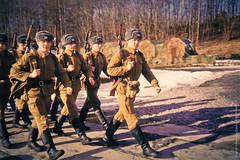 Аты-баты, шли солдаты. Полевой выход на 3 курсе.