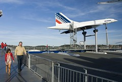 Air France Concorde at The Auto & Technik Museum Sinsheim (dkjphoto) Tags: auto travel tourism car museum germany airplane fly flying europe tour antique aircraft aviation flight technik tourist concorde airliner airfrance supersonic badenwrttemberg sinsheim tupolevtu144 dennisjohnson autotechnikmuseumsinsheim wwwdenniskjohnsoncom