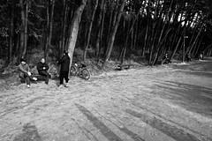 ... (Your Cholesterol) Tags: trees white black men canon shadows south korea tamron 60d deftouch definingtouchgroup