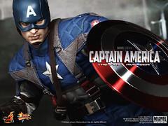 Hot Toys - Captain America (marvelousRoland) Tags: movie actionfigure announcement superhero marvel captainamerica chrisevans steverogers hottoys t2a 16scale sixthscale tales2astonischcom