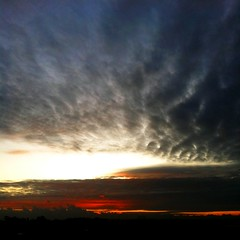 sunset vastness (SS) Tags: above city blue light sunset red sky italy orange sun white house black roma beautiful weather clouds composition contrast square photography grey evening moving colorful soft mood glow dof view perspective scenic roofs burning crop spicy framing minimalism bianco nero depth tone comments vastness lazio celeste iphone atmophere noseup immensit lelitedespaysages