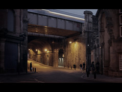 [night train] (Louis Hvejsel Bork) Tags: