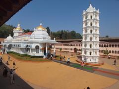 Shri Mangeshi Temple - Po