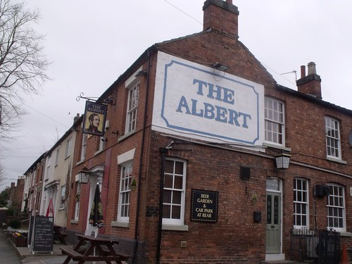The Albert - Albert Road, Tamworth