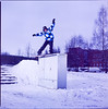 Noseslide (Zygimantas Panda) Tags: street light film snowboarding kodak slide ne bronica expired jibbing e6 sqa ektachrome64 taip ne6 ne4 ne5 ne10 ne2 ne8 ne9 ne3 e64t ne7 taip10