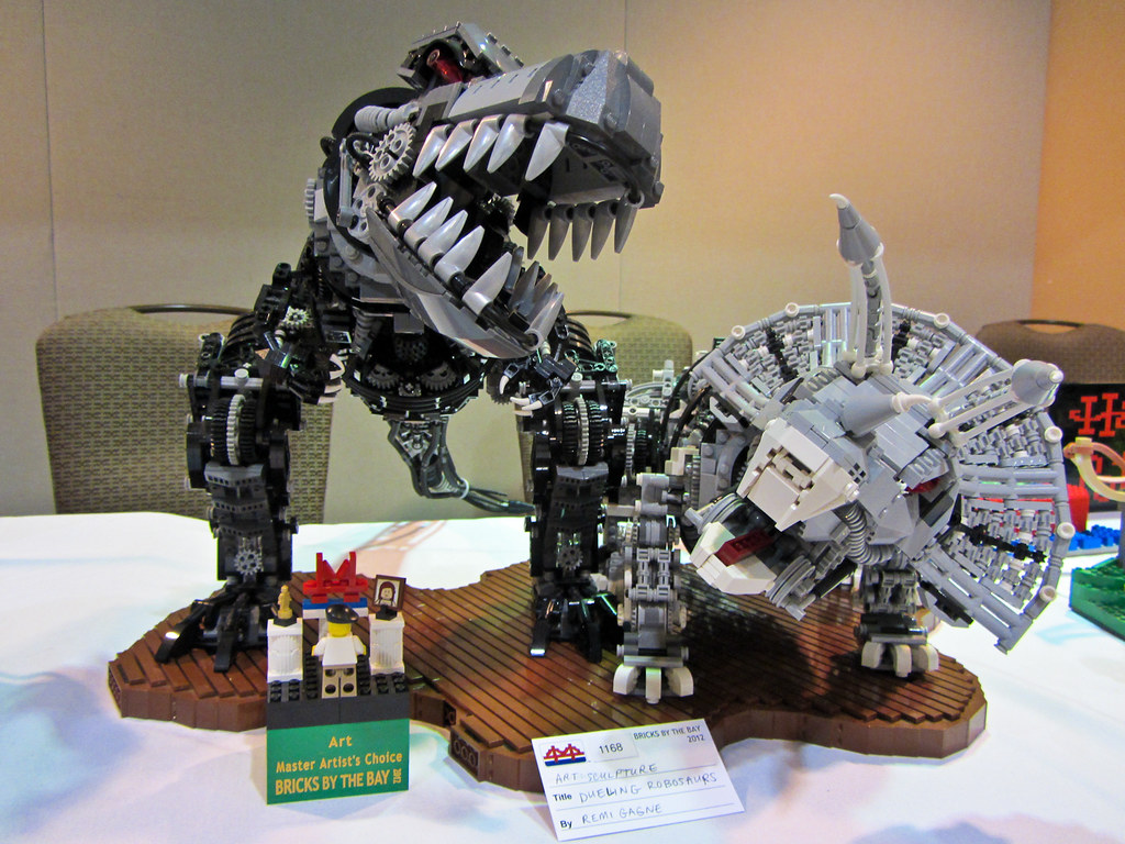 The world 39 s best photos of dinos and lego flickr hive mind - Dinosaure lego ...