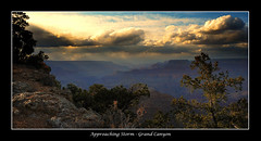 Approaching Storm - Grand Canyon (Greg Earl Photography) Tags: grandcanyon approachingstorm
