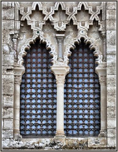 españa spain arquitectura edificios europa europe ventanas iglesias pedra arquitecture piedra mudejar tordesillas conventos castillaleon igrexas provinciavalladolid