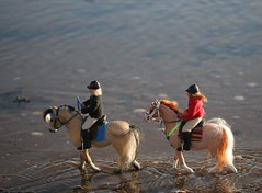 Beach Ride (Elrenia_Greenleaf) Tags: horse model ea equestrian julip eaequestrian