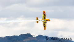 Matt Hall aerobatic display (Canon-Kid) Tags: airshow matthall aerobatics canberraairport