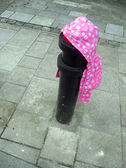 There's a cold girl somewhere (The Image Den) Tags: pink geotagged lumix ps discarded southampton oldtown lostclothes merchantshouse kidsjacket geo:lat=5089828799646064 geo:lon=1406209838306495