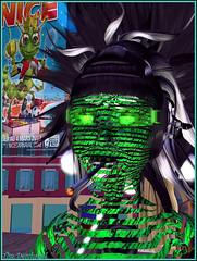 Morlita Quan (Tim Deschanel) Tags: life portrait woman tim nice dj place femme sl second carnaval moya soirée quan deschanel massena janus virtuelle npirl morlita