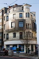 Belgique - Gent (Gand) - Architecture (saigneurdeguerre) Tags: europa europe belgium belgique riviere belgi ponte l lys belgica gent gand leie belgien rivier aponte antonioponte ponteantonio saigneurdeguerre