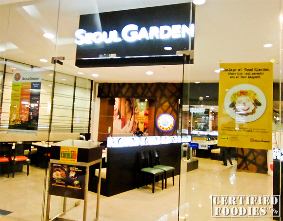 Seoul Garden at SM Annex in North Edsa - CertifiedFoodies.com