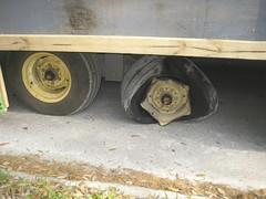 flat tire o_O