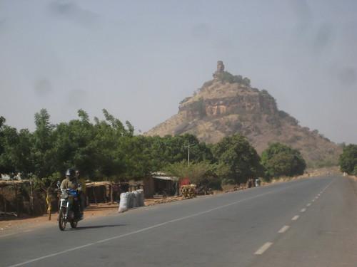 Road Bamako-Guinea