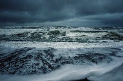I should have stopped..... (ewitsoe) Tags: ocean sea storm clouds nikon waves state stormy visit loveit coastal wa washingtoncoast soaked lapush violent 2035mm d80