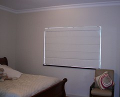 Roman Blind (Blockout Fabric)