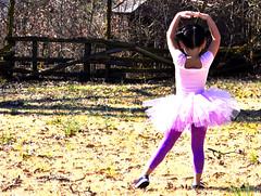 Ballet Bees8 (sudonim_85) Tags: ballet outside child tutu