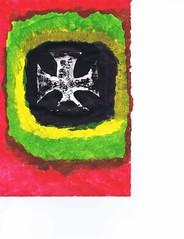 PAP-DAV-10 (moralfibersco) Tags: art latinamerica painting haiti gallery child fineart culture scan collection countries artists caribbean emerging voodoo creole developingcountries developing portauprince internationaldevelopment ayiti