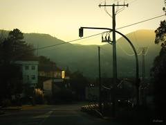 Bajando a Gondomar * (Franco DAlbao) Tags: road trip viaje sunset carretera january enero galicia gondomar ocaso valmior schneiderlens dalbao francodalbao samsungwb700