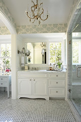 """His side of the Master Bath • <a style=""""font-size:0.8em;"""" href=""""https://www.flickr.com/photos/75603962@N08/6942305269/"""" target=""""_blank"""">View on Flickr</a>"""