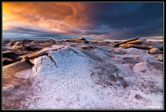 Battlefield (Frijfur M.) Tags: winter sky snow ice colors iceland canon50d tokina116 mygearandme mygearandmepremium mygearandmebronze mygearandmesilver mygearandmegold mygearandmeplatinum