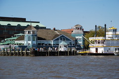 Alexandria Chart House (afagen) Tags: alexandria river restaurant virginia washingtondc boat dc washington waterfront potomacriver charthouse
