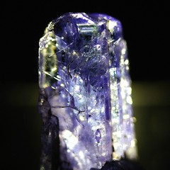 Tansanit (Peonia69) Tags: macro closeup mineral blau makro gem edelstein canonef100mmf28macrousm canoneos60d eos60d