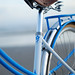 Muse Cycles Mezzaluna Mixte @ UCSB Beach Seat Tube Cluster