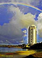 Rainbow after the rain (ERIC OEBANDA) Tags: rainbow filipino pinoy ih pinoyphotographer kodakero oebanda mygearandme rememberthatmomentlevel1 rememberthatmomentlevel2