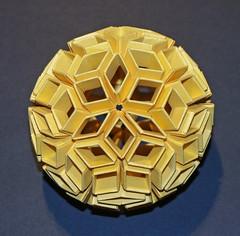 P3134618 (mganans) Tags: polyhedron modularorigami snapology