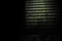 The Grid (Neil (Emotional Pop)) Tags: light black london canon underground subway grid 28mm shape canarywharf