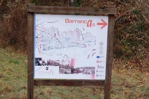 Barrancas - Santalla