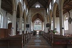 Salle, Norfolk, St Peter and St Paul (Tudor Barlow) Tags: england spring norfolk churches salle listedbuilding parishchurch churchinteriors tamron1750 gradeilistedbuilding 1000bestchurches